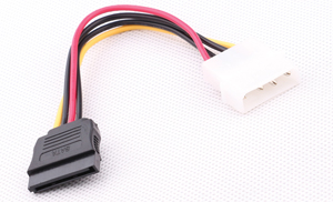 2-SATA Convert to IDE Hard Disk Power Cable