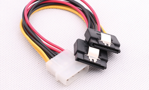 Sata Power Cable with One-Two interface