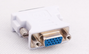 DVI(24+5) M-VGA(15) F ADAPTER