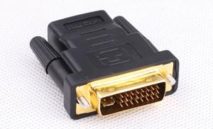 DVI(24+5)/F-HDMI A/M ADAPTER