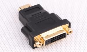 DVI-D锛24+1锛/F-HDMI A/M ADAPTER